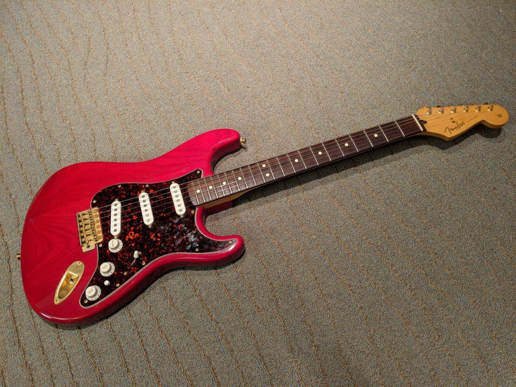 Fender Deluxe Super Strat